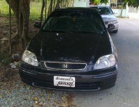 Honda civic 2000 -buenas condiciones