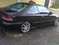 Honda civic 2000 coupe mecnico 2 puertas excelcond