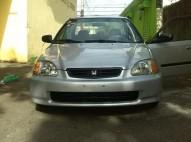 Honda civic 2000 ferio k3 poco uso nunca chocado
