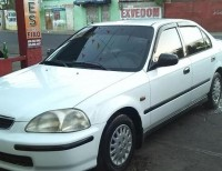 Honda civic 2000 vi blanco special edition aire full