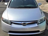 Honda civic 2007 ex sencillo