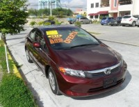 Honda civic 2012 recien importado