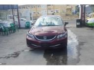 Honda civic 2013 recien importado