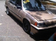 Honda civic 86 con motors ZC 2000