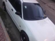 Honda civic 93 balleno blanco nitido