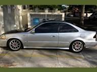 Honda civic 96 americano automatico