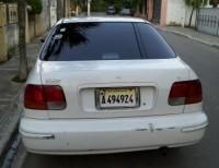 Honda civic blanco 98 4 puertas
