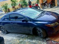 Honda civic coupe 2006 8th generacion