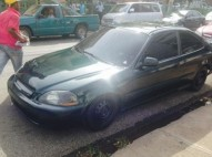 Honda civic coupe 96 americano