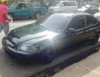 Honda civic coupe 96 americano