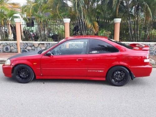 Honda civic coupe 96