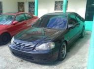 Honda civic coupe 97