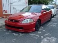 Honda civic coupe 99
