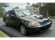 Honda civic ex coupe 1998