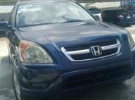 Honda crv 2003 azul