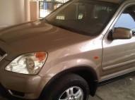 Honda crv 2003 dorada