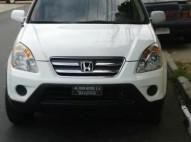 Honda crv 2005 unico dueño