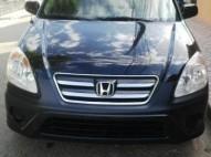 Honda crv 2006 negra