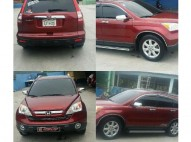 Honda crv 2007 limited
