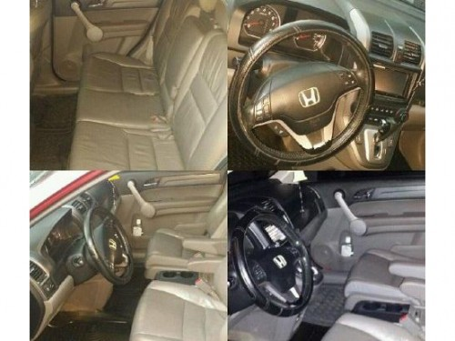Honda crv 2007 limited
