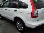 Honda crv 2008 blanca