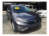 Honda crv 2016 gris oscuro