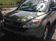 Honda crv 4wd recien importada 08