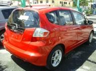Honda fit 2010 Rojo americano