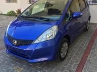 Honda fit 2011 azul recién importado