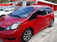Honda fit 2013 recien importado