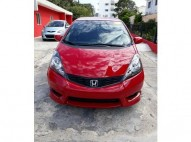 Honda fit 2013 version americana