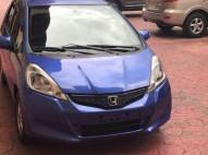 Honda fit azul 2011