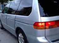 Honda odyssey 2002 en excelente condiciones