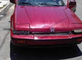 Honda Accord 1988 Gas