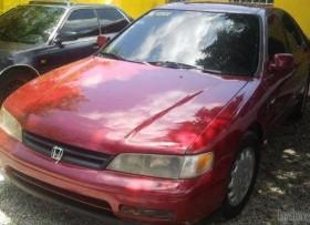 Honda Accord 1994 Como Es Aros Interior De Lujo Solo Llama