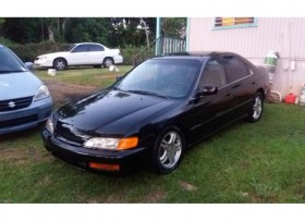 Honda Accord 1996