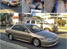 Honda Accord 2001 full