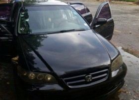 Honda Accord 2002 full americano