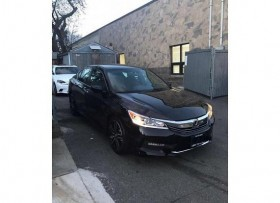 Honda Accord 2016 recién importado