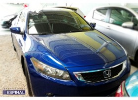 Honda Accord Coupe 2009