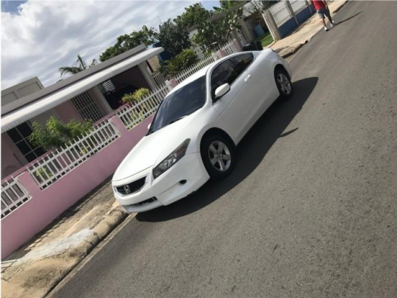 Honda Accord Coupe 2010 4Cil