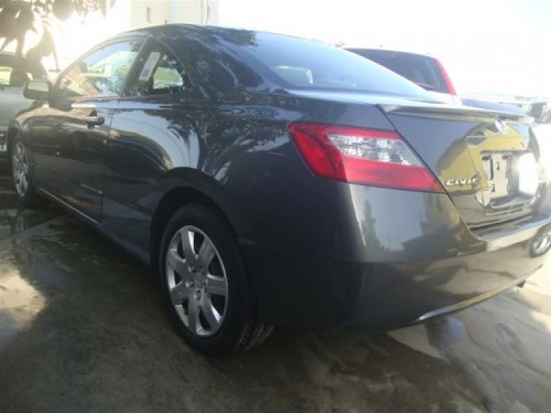 Honda Accord Coupe 2011