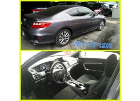 Honda Accord Coupe LX 2013 EXTRA CLEAN