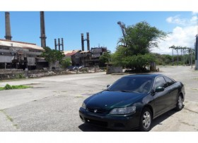 Honda Accord Coupe std