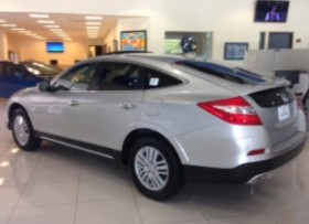 Honda Accord Crosstour EX-L 2015