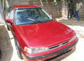 Honda Accord EX 1991