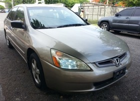 Honda Accord EX 2003
