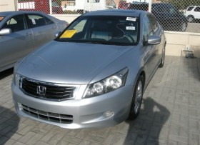 Honda Accord EX 2010