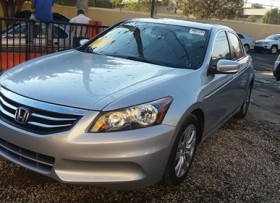 Honda Accord EX 2012