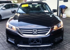 Honda Accord EX 2013